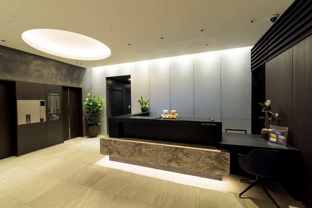 Best Western Plus Hotel Fino Osaka Kitahama - Reception