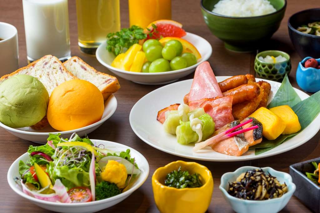 Best Western Plus Hotel Fino Osaka Kitahama - restaurant Breakfast