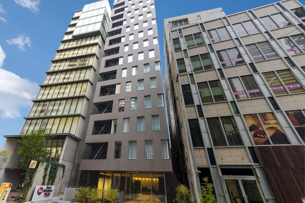 Best Western Plus Hotel Fino Osaka Kitahama - Facciata dell'albergo
