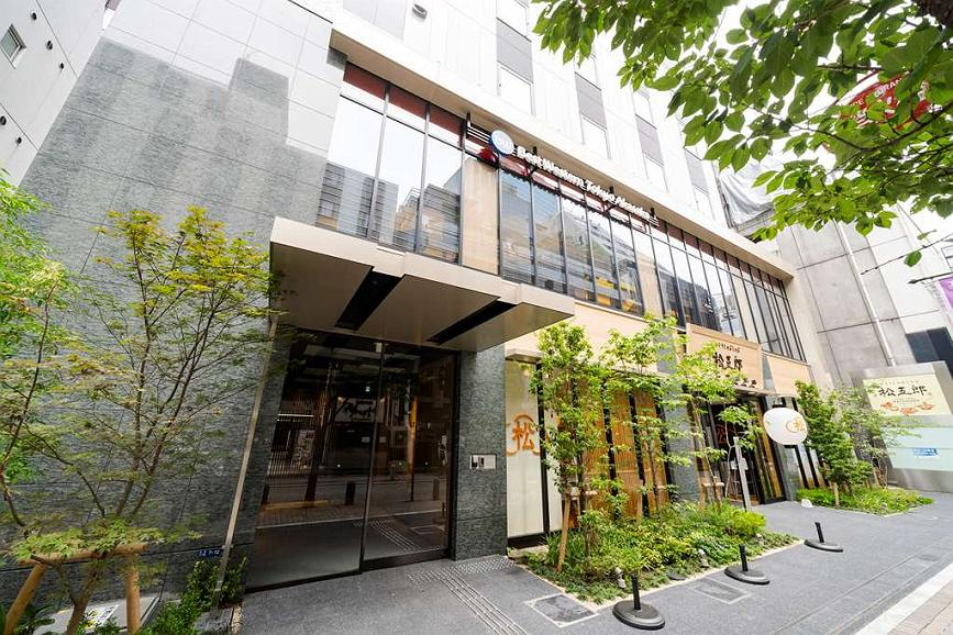 Best Western Hotel Fino Tokyo Akasaka - Vista exterior