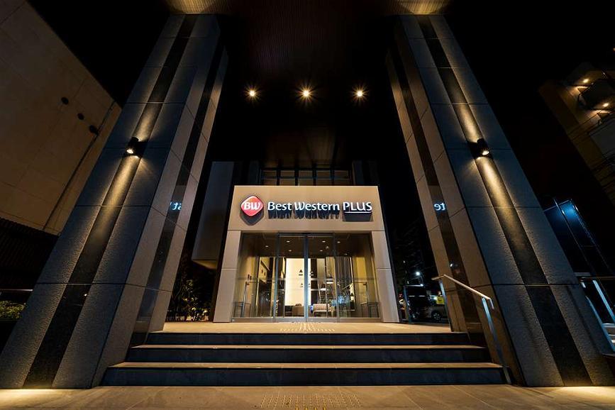 Best Western Plus Fukuoka Tenjin-minami - Area esterna