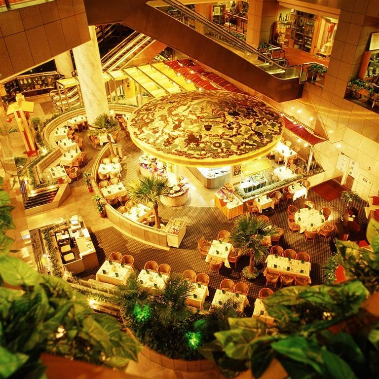 Best Western Shenzhen Felicity Hotel - café