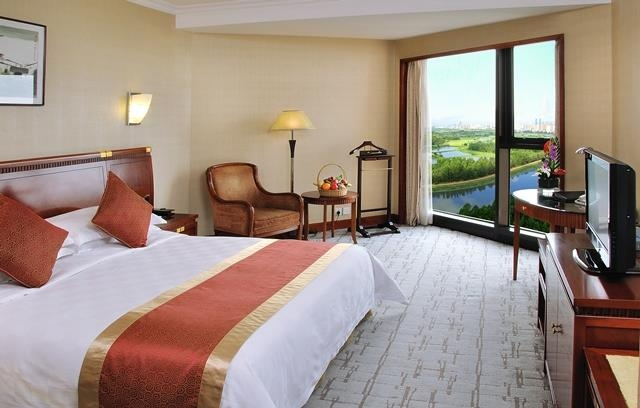 Best Western Premier Shenzhen Felicity Hotel - Deluxe Room with King Bed
