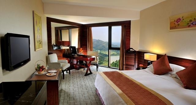 Best Western Premier Shenzhen Felicity Hotel - Executive Room with King Bed