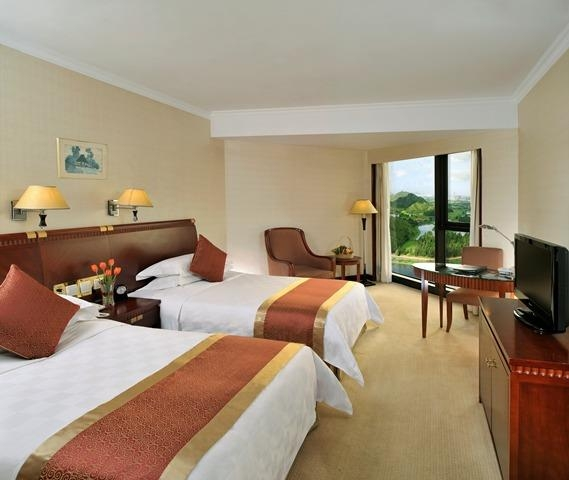Best Western Premier Shenzhen Felicity Hotel - Deluxe Room with Twin Beds