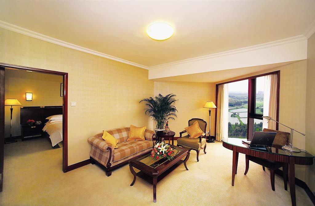 Best Western Premier Shenzhen Felicity Hotel - Suite Deluxe: