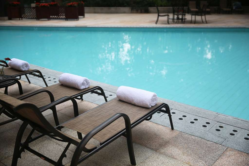 Best Western Shenzhen Felicity Hotel - Vue de la piscine