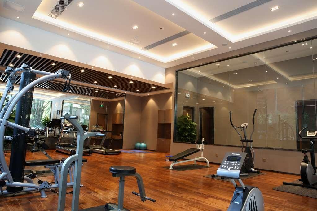 Best Western Shenzhen Felicity Hotel - Club de remise en forme