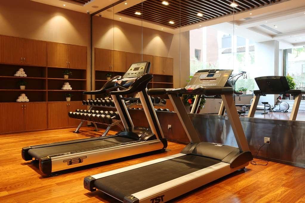 Best Western Premier Shenzhen Felicity Hotel - Centro benessere