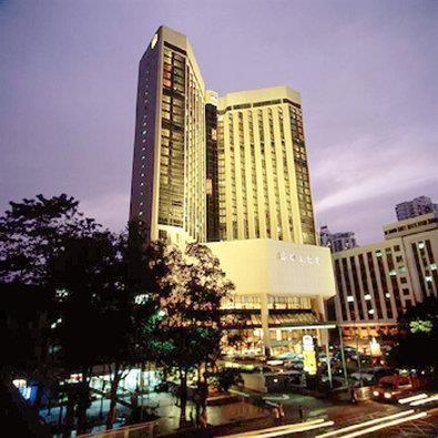 Best Western Shenzhen Felicity Hotel - Façade
