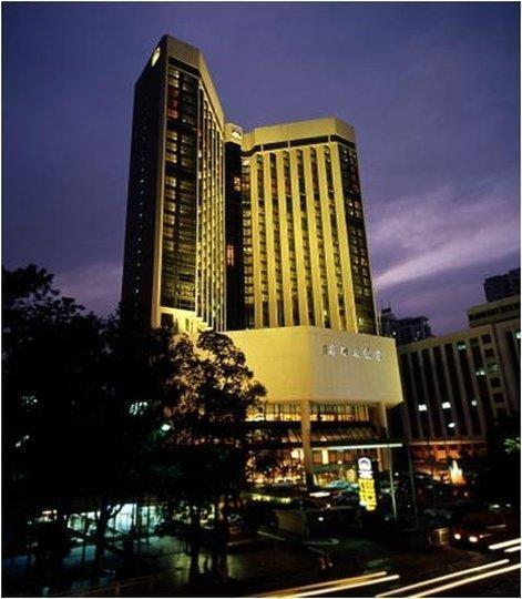 Best Western Premier Shenzhen Felicity Hotel - Außenansicht