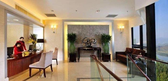 Best Western Premier Shenzhen Felicity Hotel - reception
