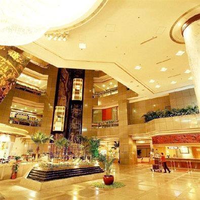 Best Western Shenzhen Felicity Hotel - Vue du lobby