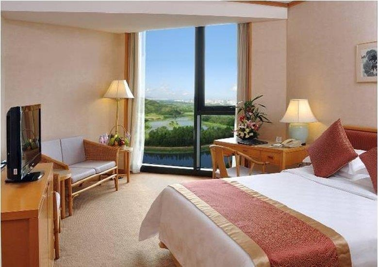 Best Western Shenzhen Felicity Hotel - Chambres / Logements
