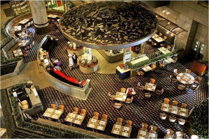 Best Western Premier Shenzhen Felicity Hotel - café
