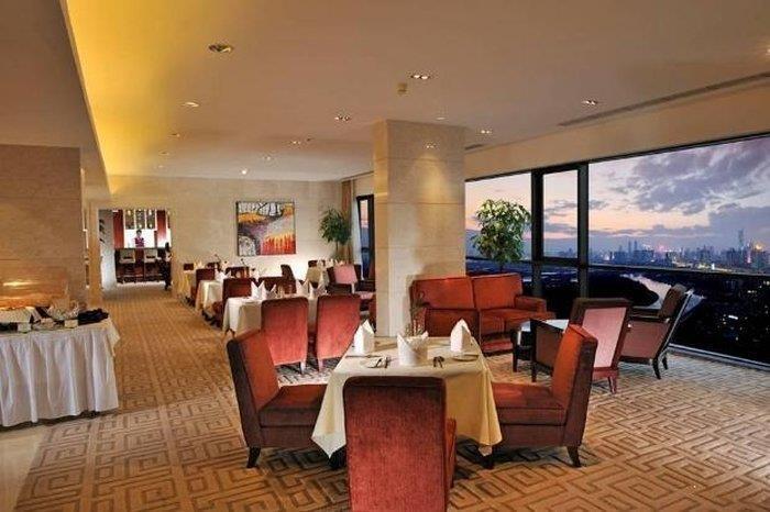 Best Western Shenzhen Felicity Hotel - Bar / Lounge