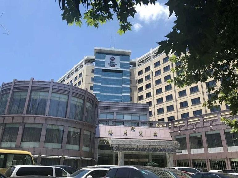 Best Western Plus Hangzhou Meiyuan Hotel - exterior