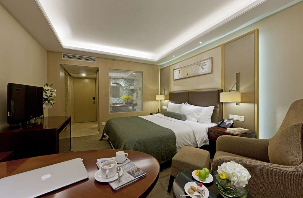 Best Western Plus Hangzhou Meiyuan Hotel - Camere / sistemazione