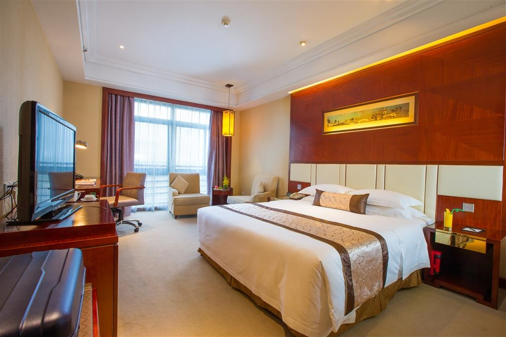 Best Western Premier Ocean Hotel - Chambre