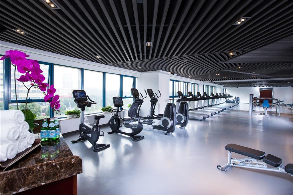 Best Western Premier Ocean Hotel - Fitnessstudio