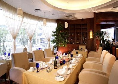 Best Western Premier Ocean Hotel - Restaurant occidental