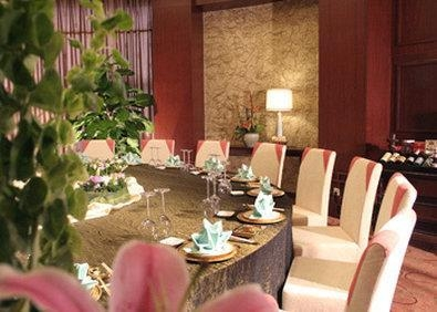 Best Western Premier Ocean Hotel - Ristorante cinese