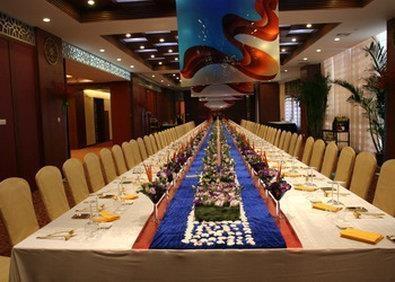 Best Western Premier Ocean Hotel - Salle de réception