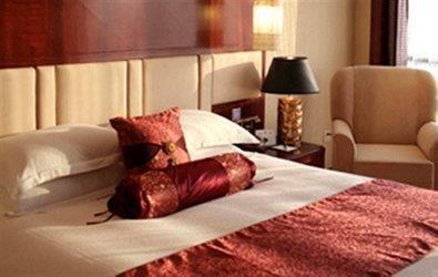 Best Western Premier Ocean Hotel - Zimmer mit Kingsize-Bett