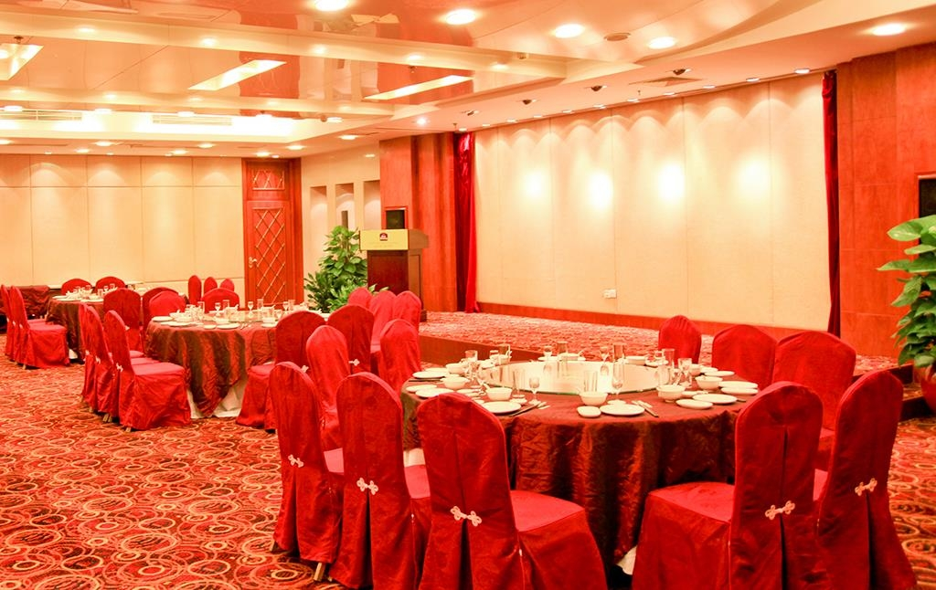 Best Western Plus Fuzhou Fortune Hotel - Conference Room