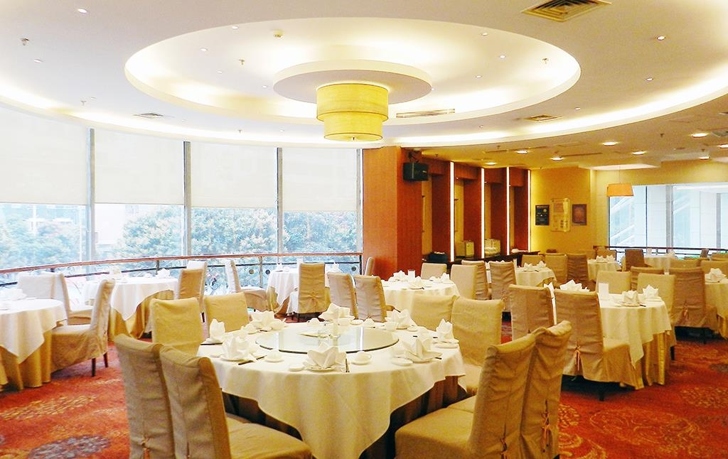 Best Western Plus Fuzhou Fortune Hotel - Restaurant