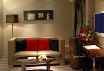 Best Western Premier Fortune Hotel Fuzhou - Suite - Living Room