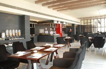 Best Western Premier Fortune Hotel Fuzhou - café