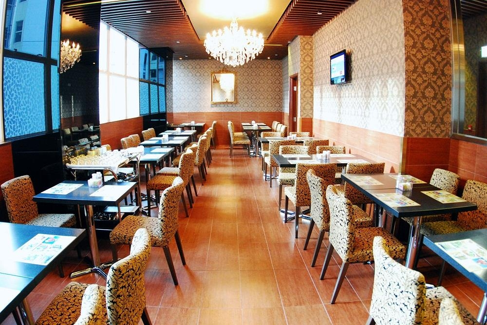 Best Western Hotel Causeway Bay - Café-Bar