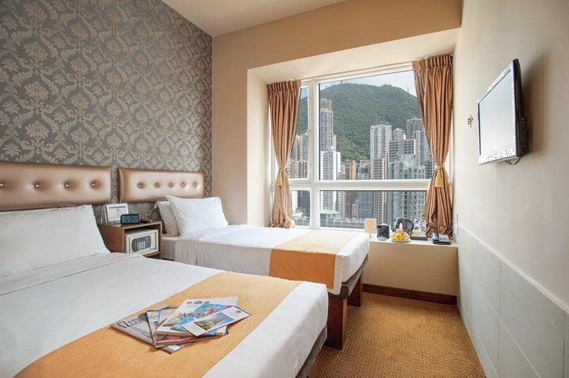 Best Western Hotel Causeway Bay - lokale attraktion