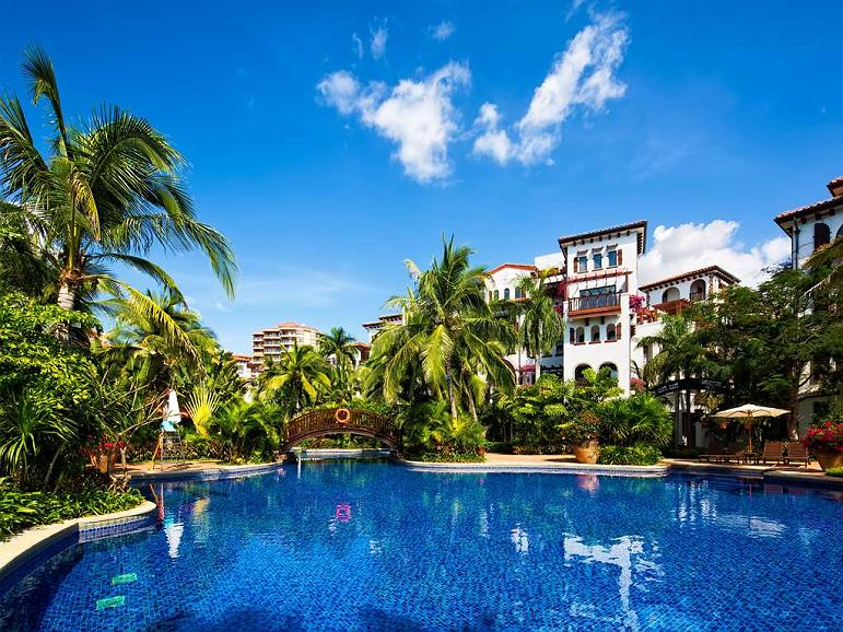 Best Western Premier International Resort Hotel Sanya - Property amenity
