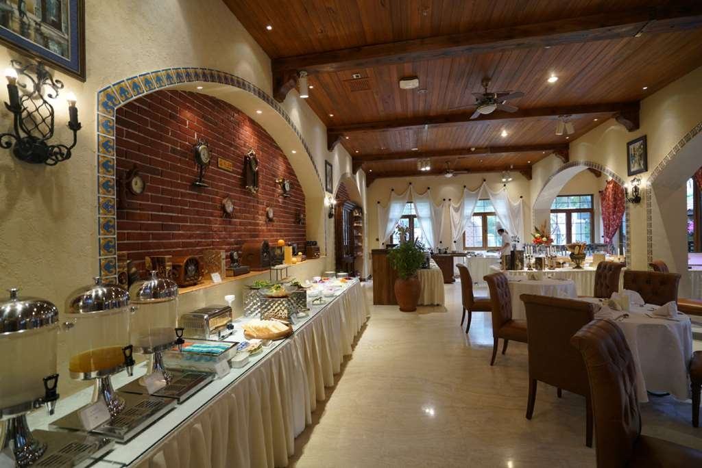 Best Western Premier International Resort Hotel Sanya - Restaurante/Comedor