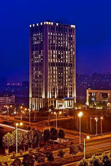 Best Western Premier Hotel Hefei - Vista exterior