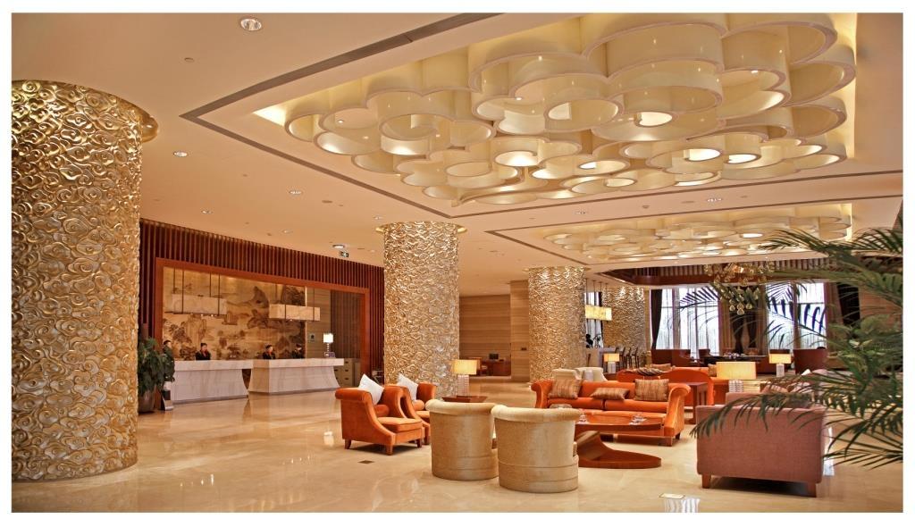 Best Western Premier Hotel Hefei - Vestíbulo