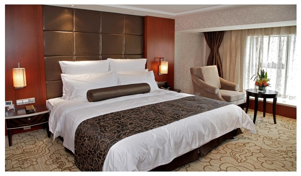 Best Western Premier Hotel Hefei - Bathroom of Business Junior Loft Roo