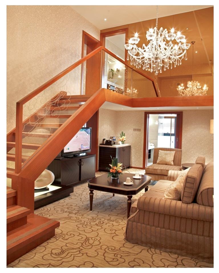 Best Western Premier Hotel Hefei - Business Junior Loft Room