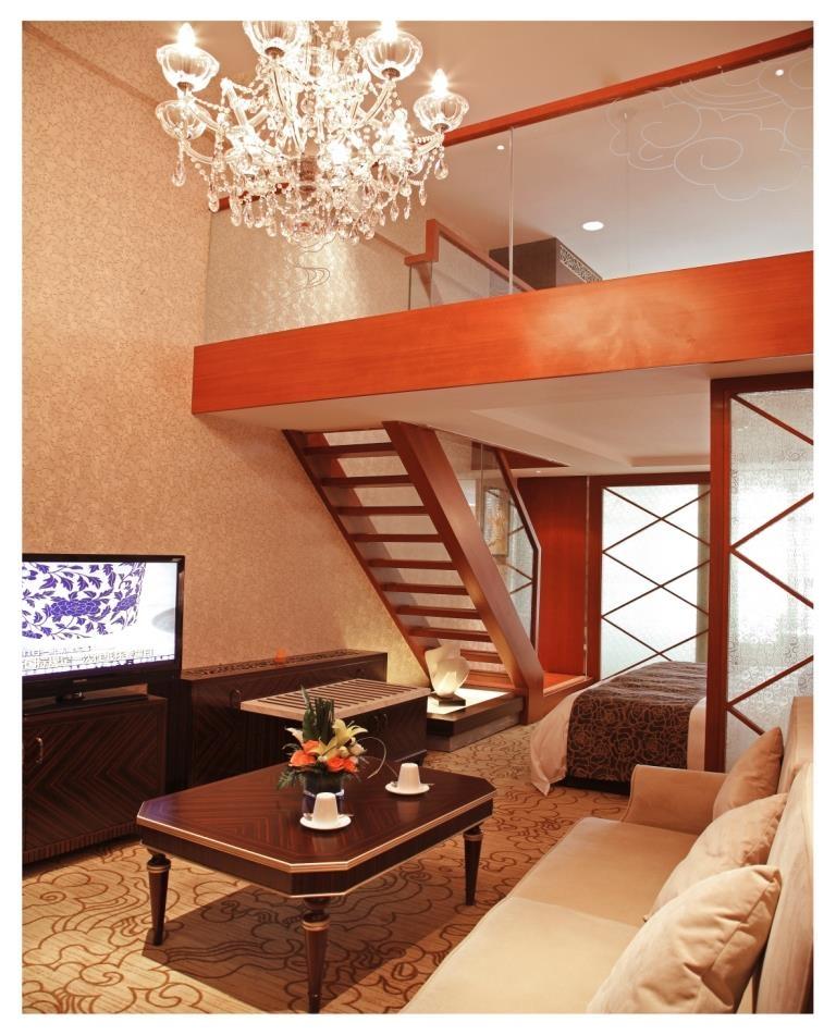 Best Western Premier Hotel Hefei - Business Loft Room with Two King Beds