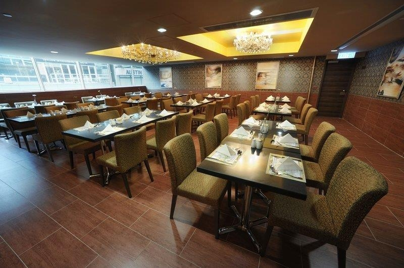 Best Western Grand Hotel Hong Kong - Café-restaurant