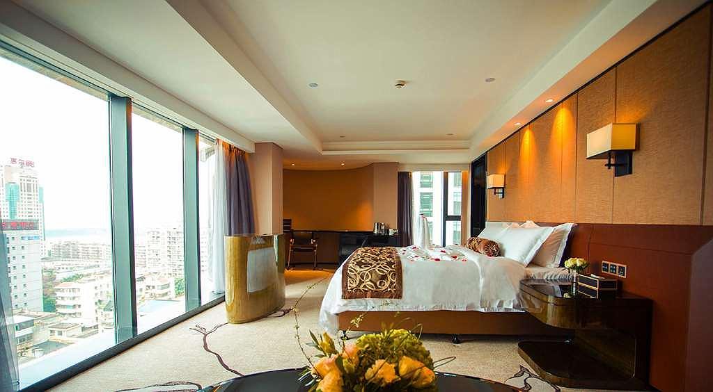 Best Western Plus Park Hotel Xiamen - Gaestezimmer