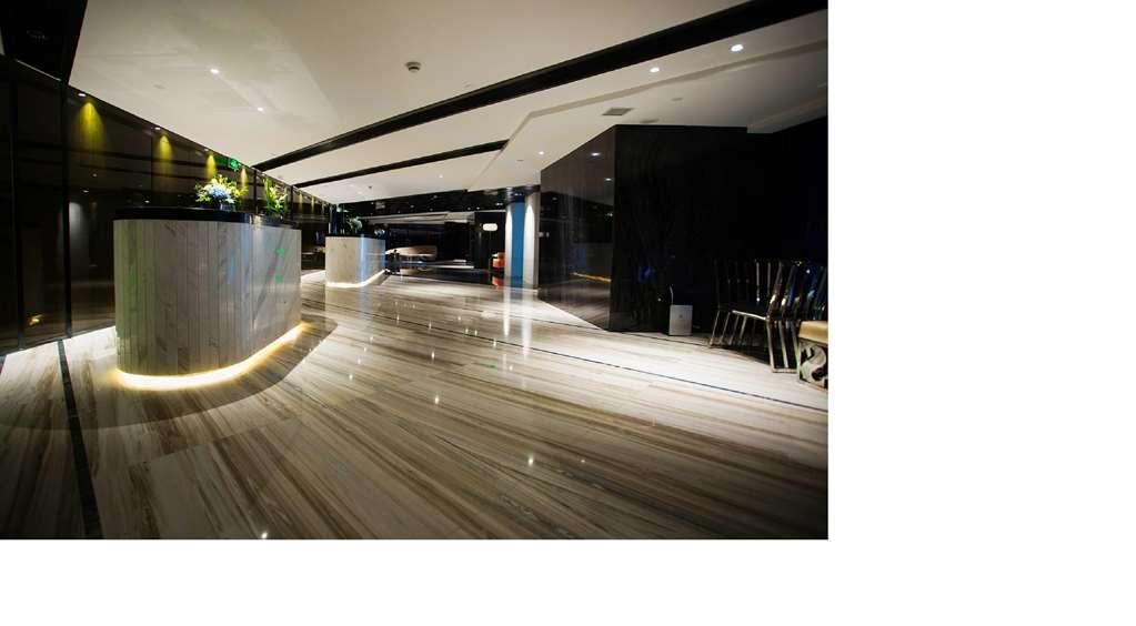 Best Western Plus Park Hotel Xiamen - Vestíbulo del hotel