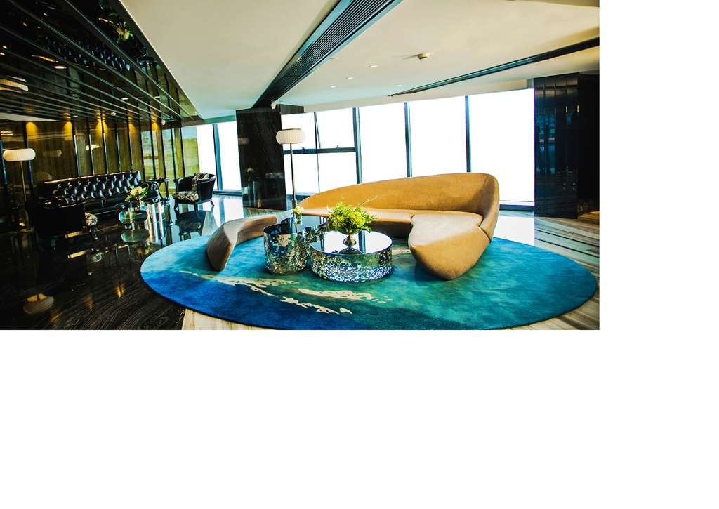 Best Western Plus Park Hotel Xiamen - Vista del vestíbulo