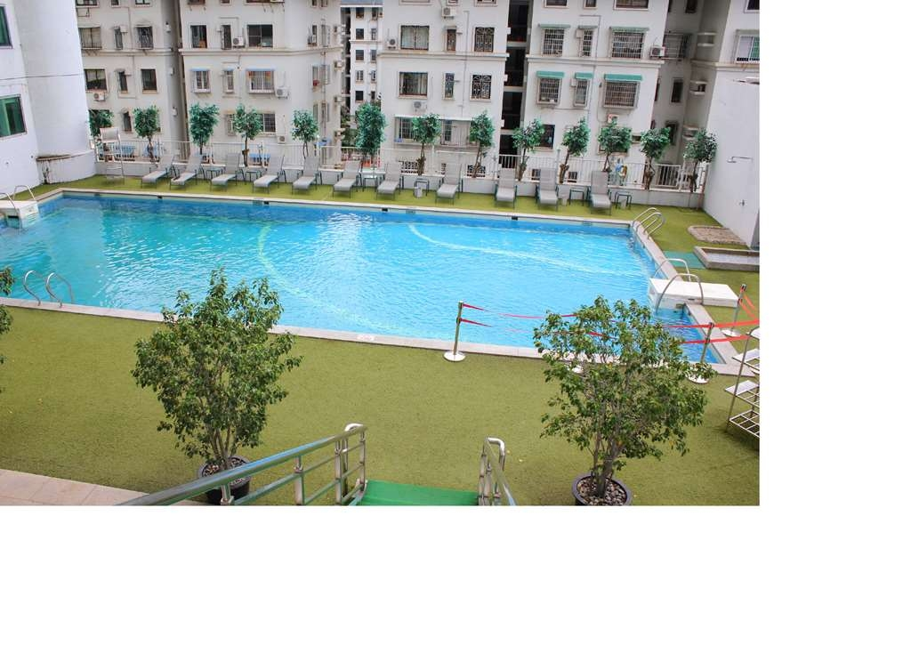 Best Western Plus Park Hotel Xiamen - Vista de la piscina