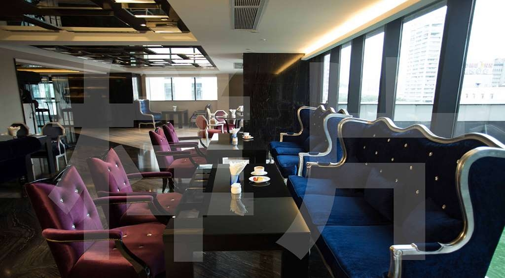 Best Western Plus Park Hotel Xiamen - café
