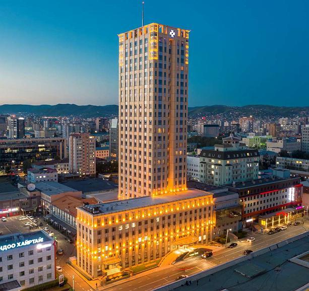 Best Western Premier Tuushin Hotel - Vista exterior