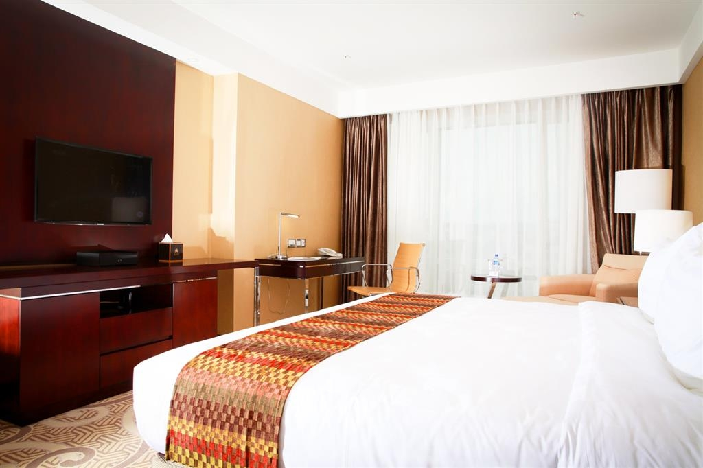 Best Western Premier Tuushin Hotel - Standard Room With One King Bed