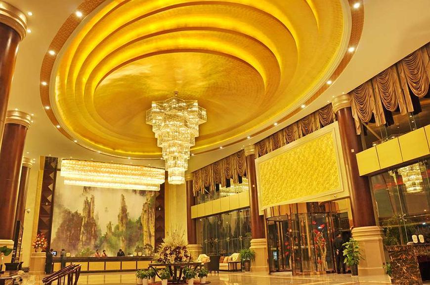 Best Western Plus Grand Hotel Zhangjiajie - DSC